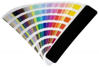 Míchání ofsetových barev, barvy Pantone